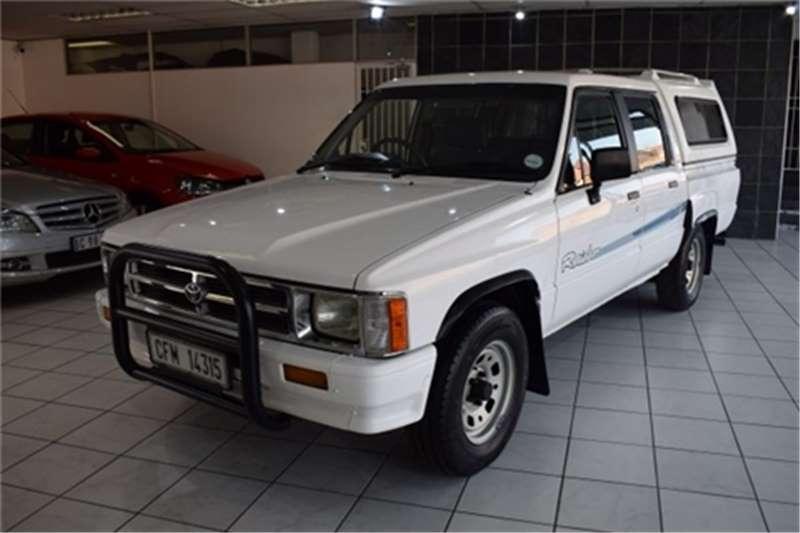 Toyota Hilux Raider 2800 D Cab 1998