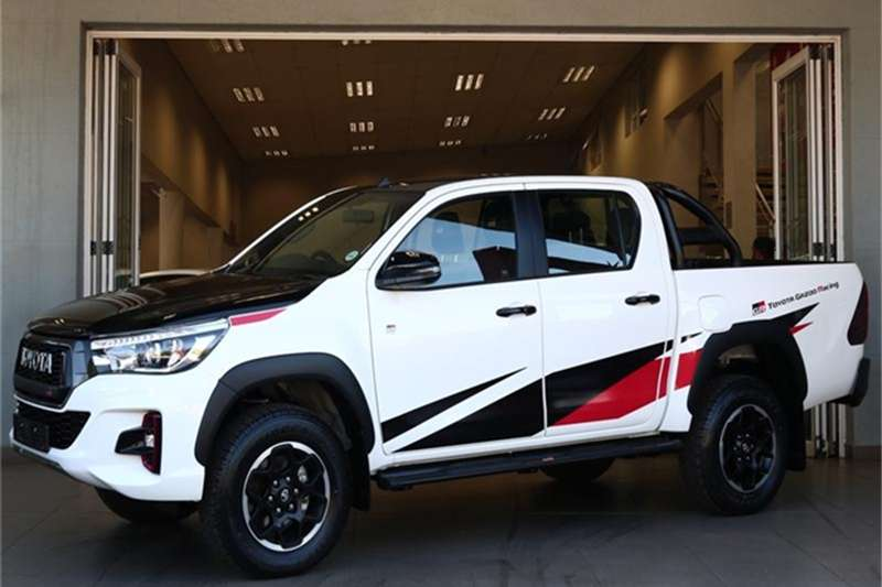 Toyota Hilux Sc 2.8 Gd 6 4X4 Gr S At 2019