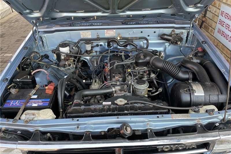 Used 1993 Toyota Hilux