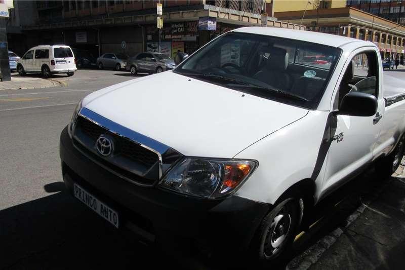 2005 Toyota Hilux single cab