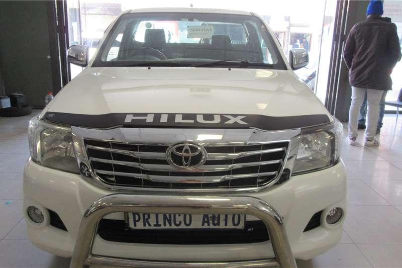 Toyota Hilux Single Cab 2.0 2014