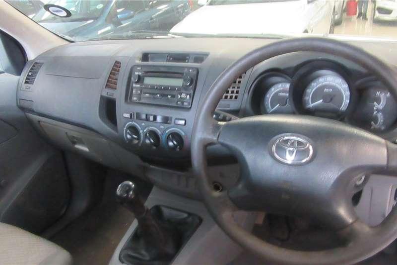 Toyota Hilux Single Cab 2.5 2010