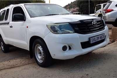 Toyota Hilux Single Cab 2.5 2016