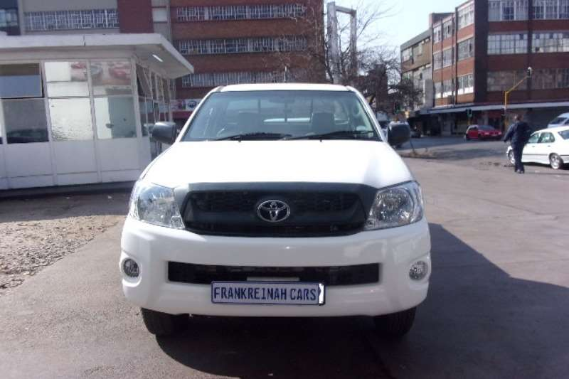 Toyota Hilux Single Cab 2.5 D4D 2011