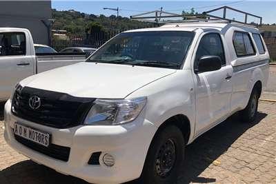 Toyota Hilux Single Cab 2.5 D4D 2012