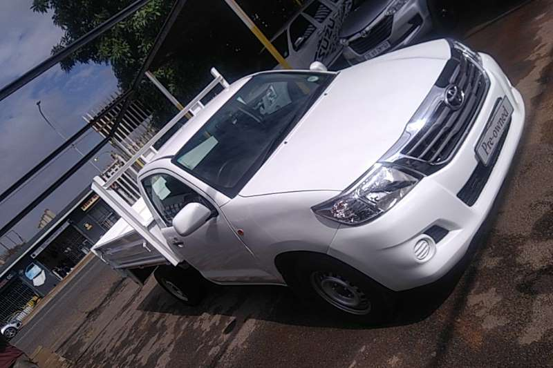 Used 2013 Toyota Hilux Single Cab