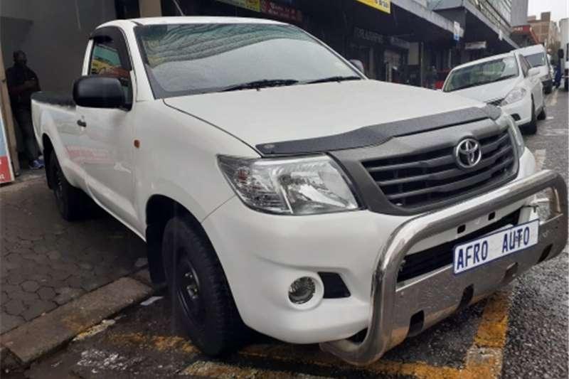 Used 2014 Toyota Hilux Single Cab