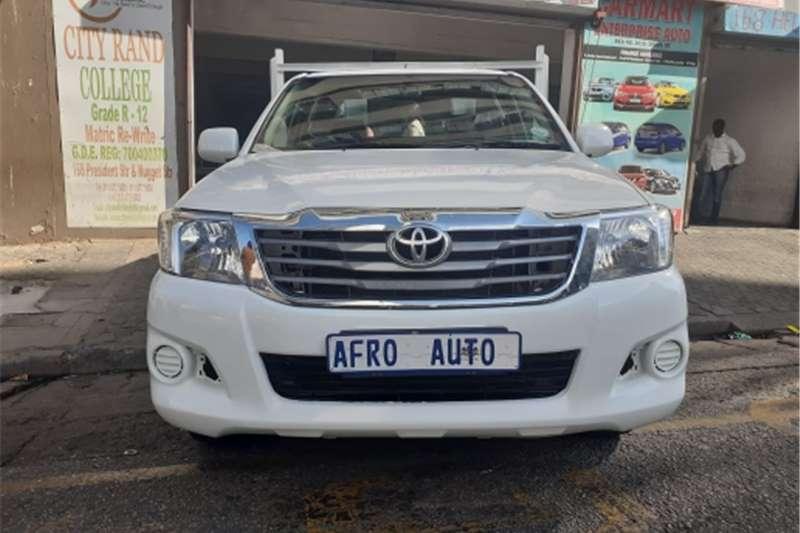 Used 2013 Toyota Hilux Single Cab