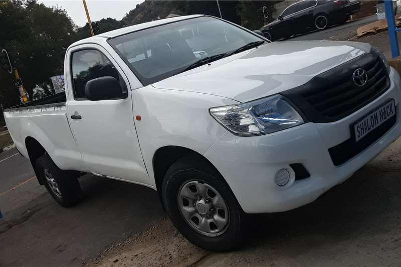 Toyota Hilux Single Cab 2.5ltr 2014