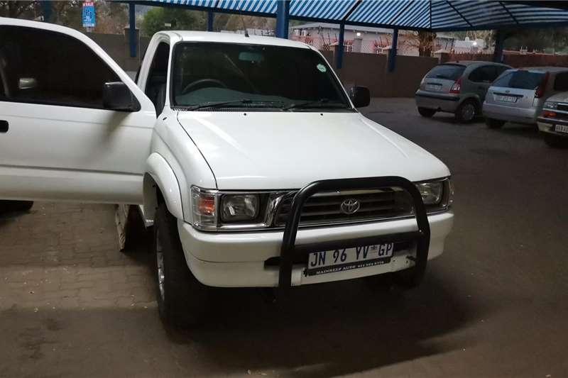 Used 2000 Toyota Hilux Single Cab