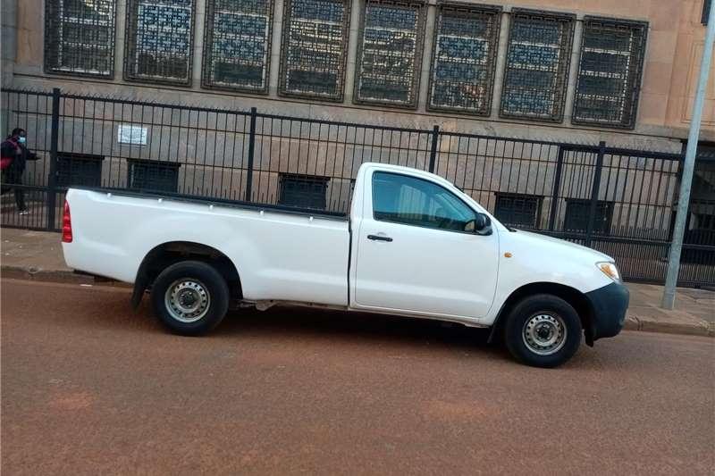 Used 2005 Toyota Hilux Single Cab