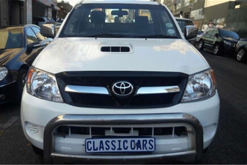Toyota Hilux Single Cab 2006