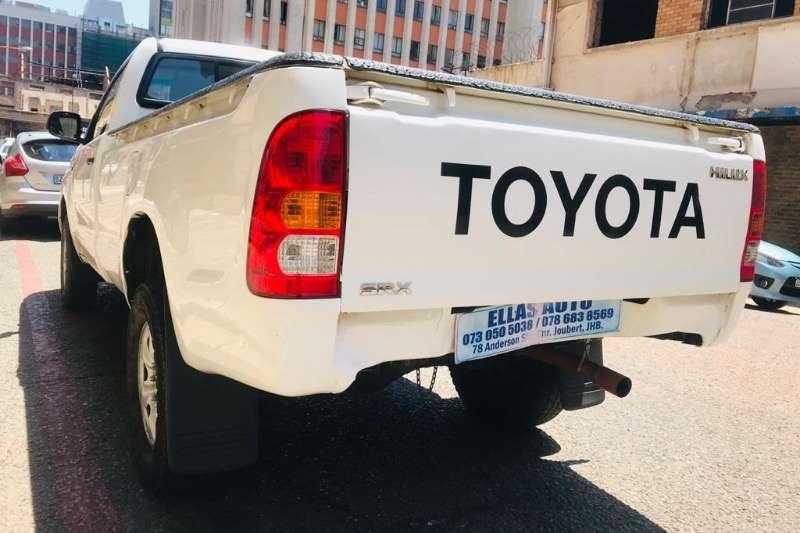 Toyota Hilux Single Cab 2007