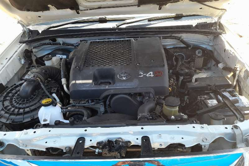 Toyota Hilux Single Cab 2009