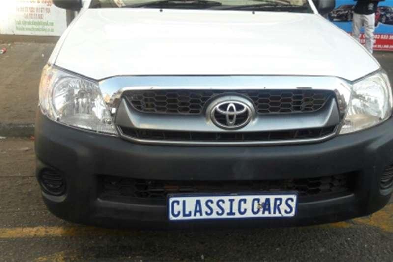 Toyota Hilux Single Cab 2010