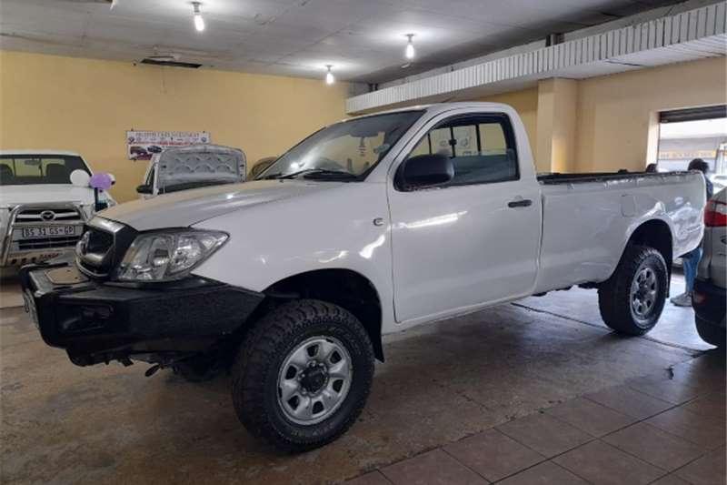2010 Toyota Hilux single cab