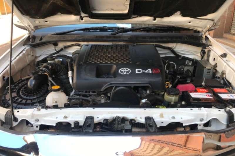 Toyota Hilux Single Cab 2015