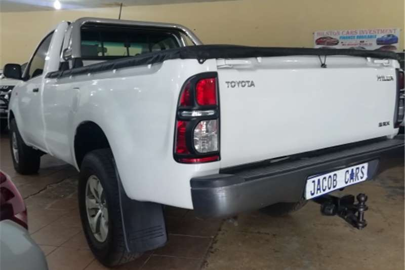 Used 2015 Toyota Hilux Single Cab