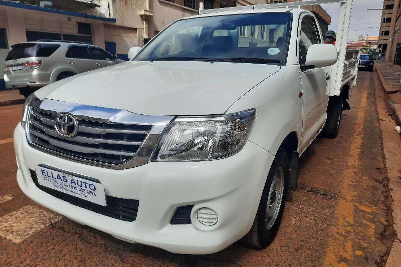 Used 2017 Toyota Hilux Single Cab