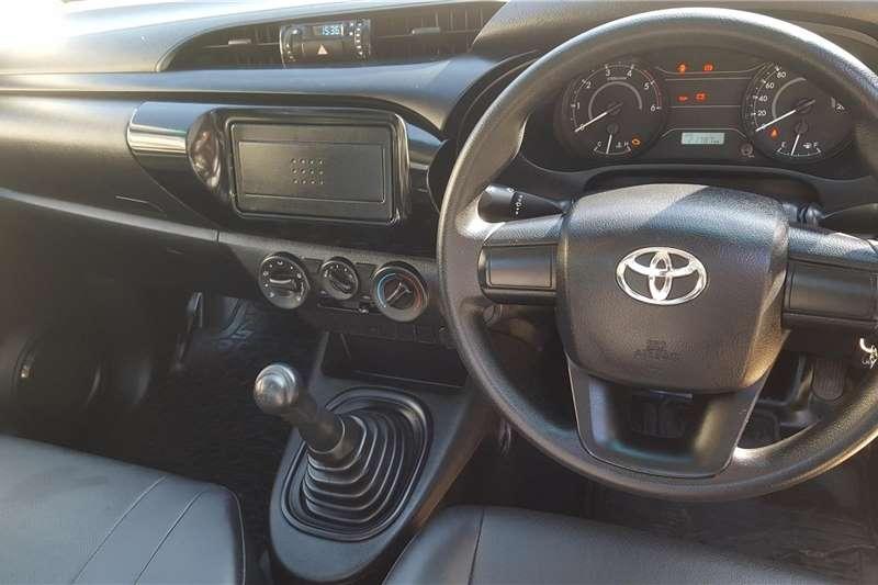Used 2018 Toyota Hilux Single Cab