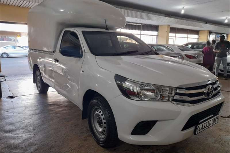 Used 2019 Toyota Hilux Single Cab