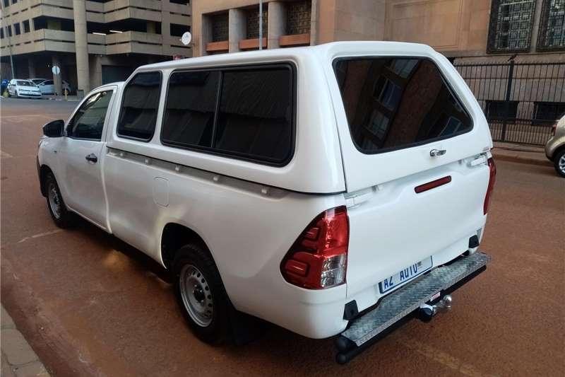 Used 2020 Toyota Hilux Single Cab