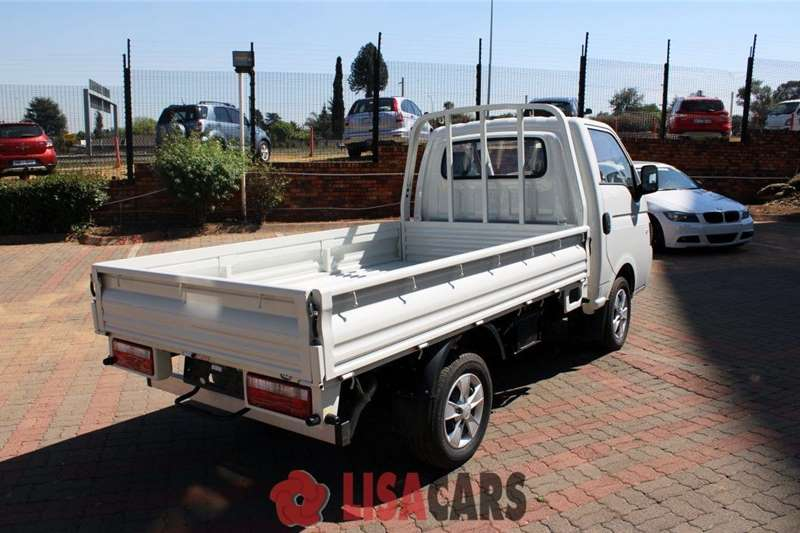 Toyota Hilux Single Cab 2400D LWB S/C 2003