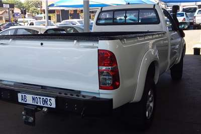 Toyota Hilux Single Cab 3.0 4D4 4x4 2010