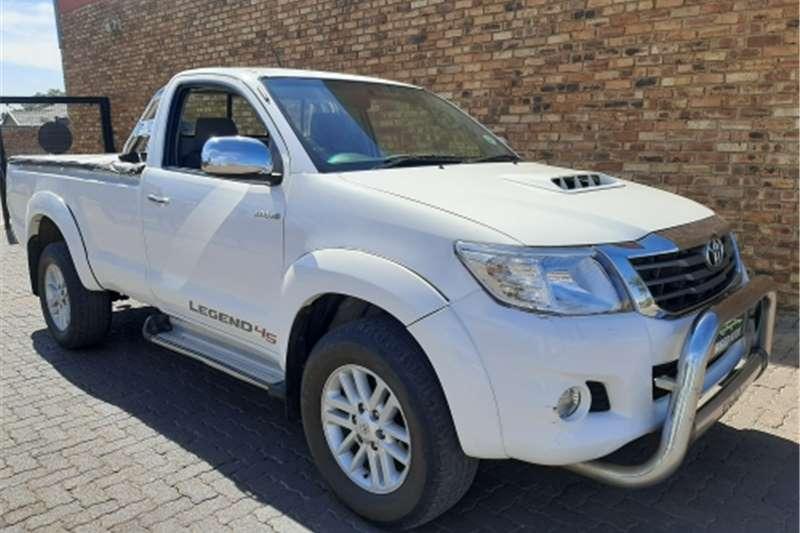 Used 2010 Toyota Hilux Single Cab