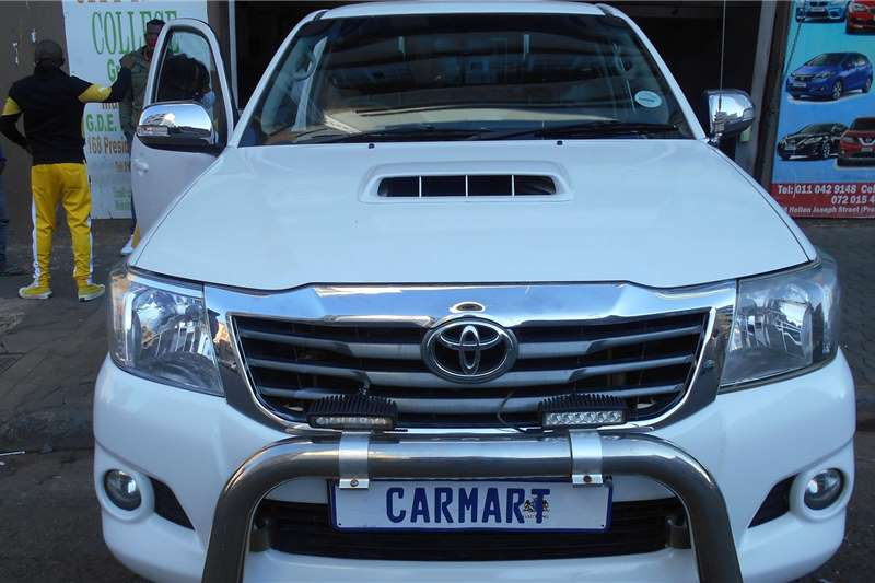 Toyota Hilux Single Cab 3.0 LEGEND 45 2015