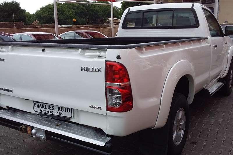 Toyota Hilux Single Cab 3.0D4D 2011