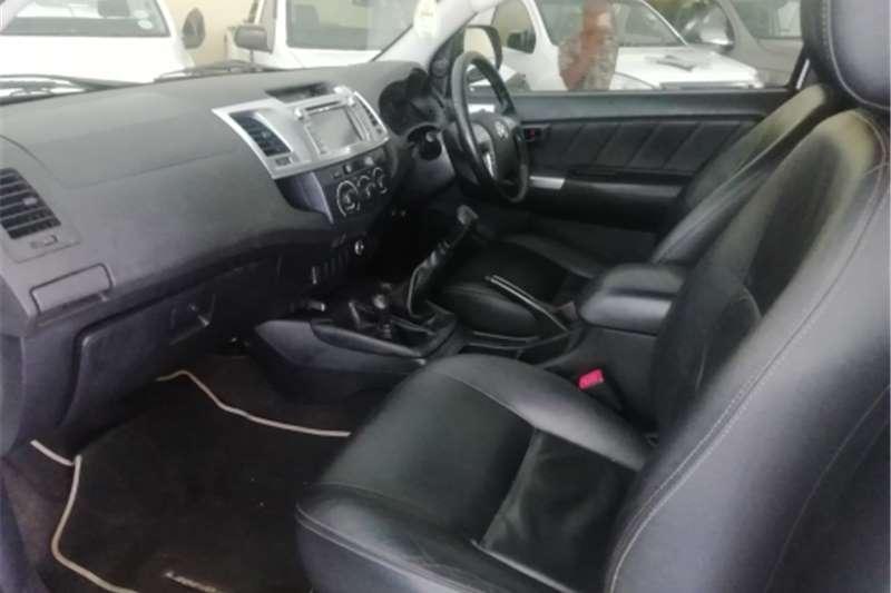 Toyota Hilux Single Cab 3.0D4D 2013