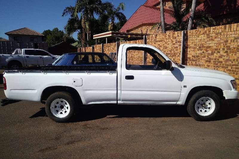 Used 2003 Toyota Hilux Single Cab HILUX 2.0 VVTi A/C P/U S/C