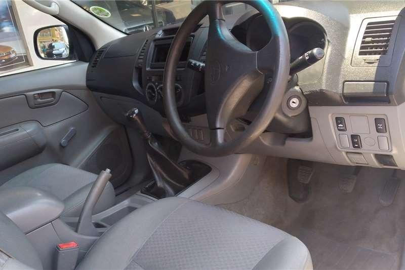 Toyota Hilux Single Cab HILUX 2.0 VVTi A/C P/U S/C 2007