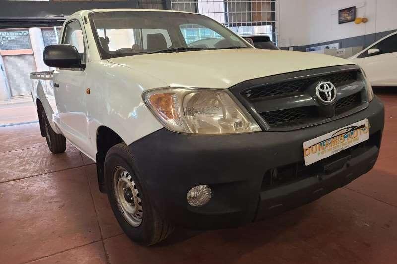Used 2007 Toyota Hilux Single Cab HILUX 2.0 VVTi A/C P/U S/C