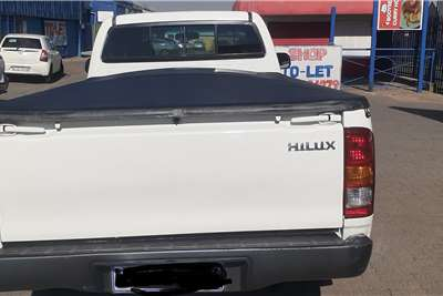 Used 2008 Toyota Hilux Single Cab HILUX 2.0 VVTi A/C P/U S/C