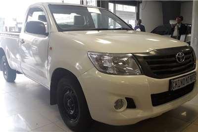 Toyota Hilux Single Cab HILUX 2.0 VVTi A/C P/U S/C 2010