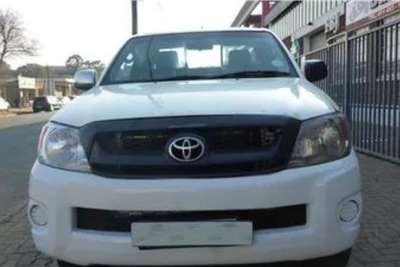 Toyota Hilux Single Cab HILUX 2.0 VVTi A/C P/U S/C 2012
