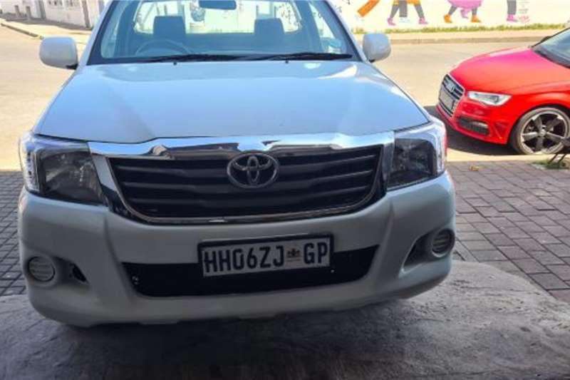 Used 2013 Toyota Hilux Single Cab HILUX 2.0 VVTi A/C P/U S/C