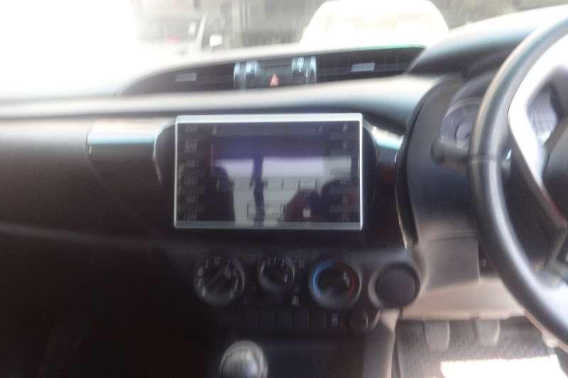 Toyota Hilux Single Cab HILUX 2.0 VVTi A/C P/U S/C 2014