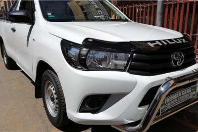 2018 Toyota Hilux single cab HILUX 2.0 VVTi A/C P/U S/C