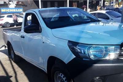 Used 2021 Toyota Hilux Single Cab HILUX 2.0 VVTi A/C P/U S/C