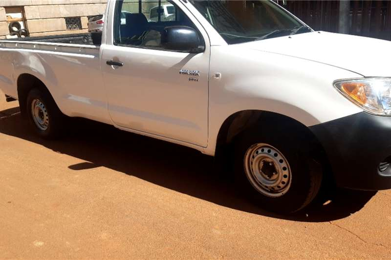 Used 2005 Toyota Hilux Single Cab HILUX 2.0 VVTi P/U S/C