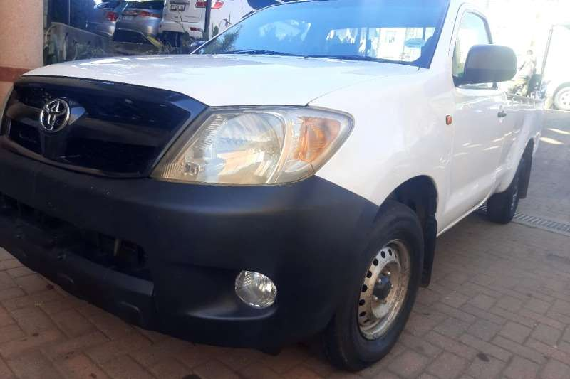 Used 2007 Toyota Hilux Single Cab HILUX 2.0 VVTi P/U S/C