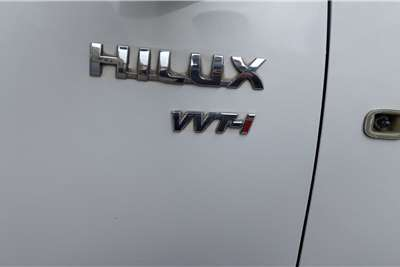Used 2008 Toyota Hilux Single Cab HILUX 2.0 VVTi P/U S/C