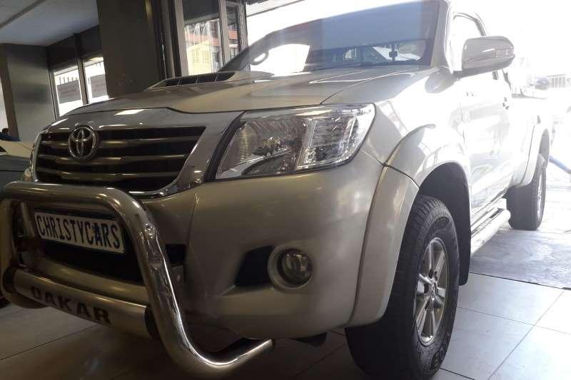 Toyota Hilux Single Cab HILUX 2.0 VVTi P/U S/C 2014