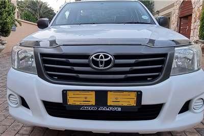 Used 2016 Toyota Hilux Single Cab HILUX 2.0 VVTi P/U S/C