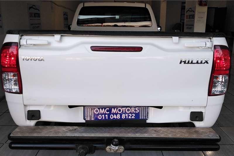 Used 2020 Toyota Hilux Single Cab HILUX 2.0 VVTi P/U S/C