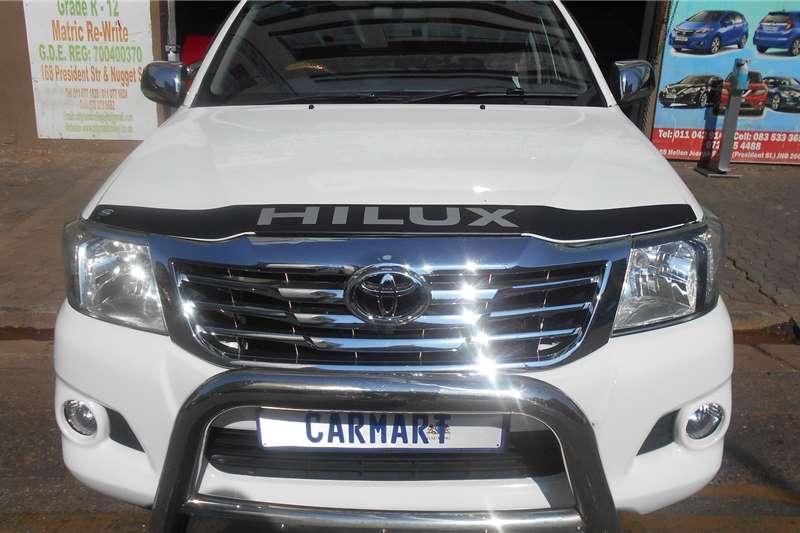 Toyota Hilux Single Cab HILUX 2.0 VVTi S P/U S/C 2014