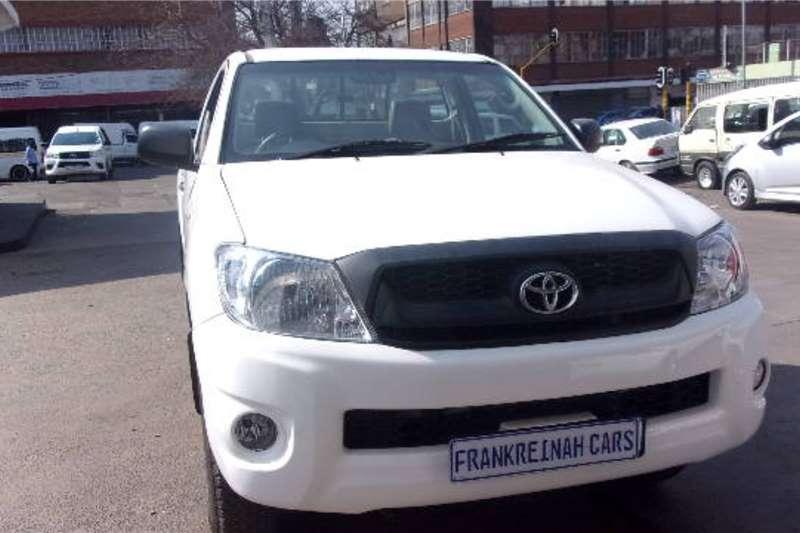 Used 2014 Toyota Hilux Single Cab HILUX 2.0 VVTi S P/U S/C